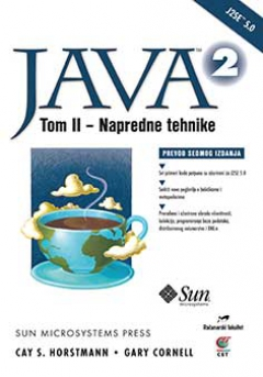 Java 2 Volume II - Advanced Techniques
